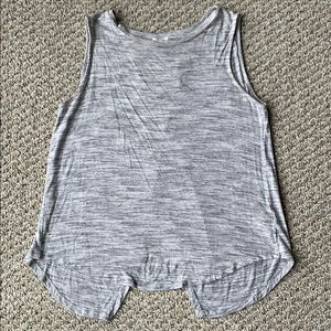 Old Navy triblend tank size XS